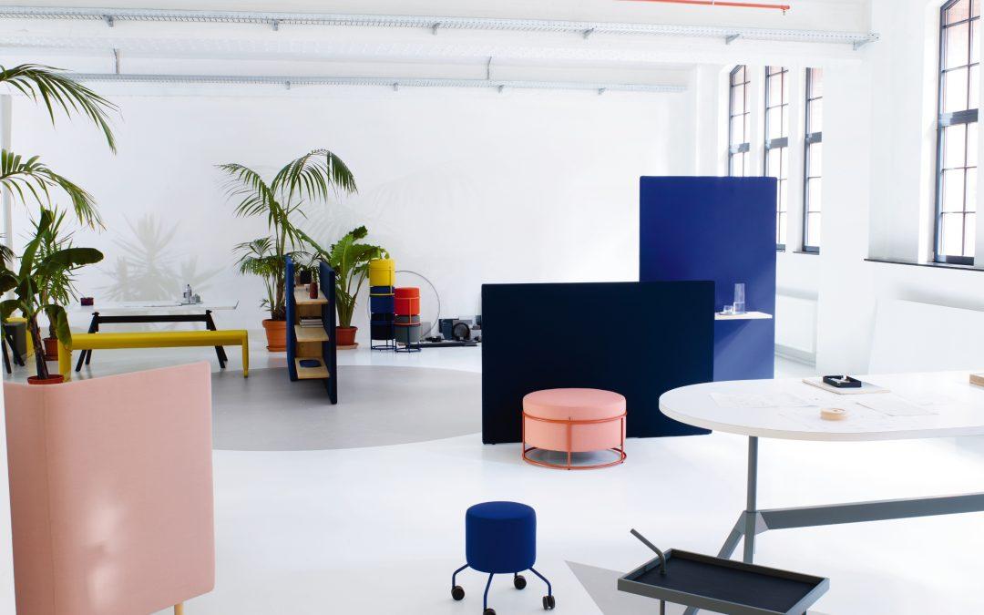 Cor Lab – Möbel für flexible Arbeitsumgebungen
